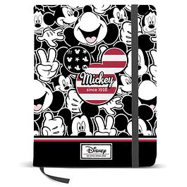 Diário Disney Mickey U.S.A.