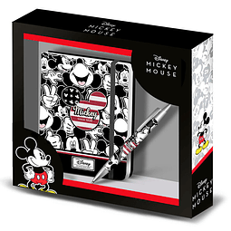 Gift Box Disney:  Mickey U.S.A. Diary & Pen