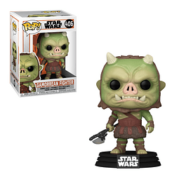 POP! Star Wars: The Mandalorian - Gamorrean Fighter