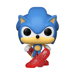 POP! Games: Sonic the Hedgehog - Running Sonic