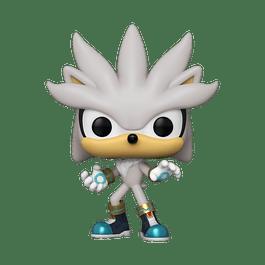 POP! Games: Sonic the Hedgehog - Silver the Hedgehog