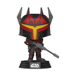 POP! Star Wars: The Clone Wars - Gar Saxon