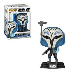 POP! Star Wars: Clone Wars - Bo-Katan Kryze
