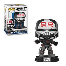 POP! Star Wars: Clone Wars - Wrecker