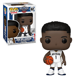 POP! Basketball: New Orleans Pelicans - Zion Williamson