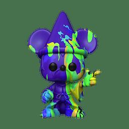 POP! Art Series: Disney Fantasia - Sorcerer Mickey