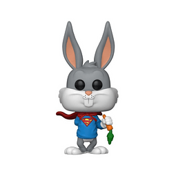 POP! Animation: Looney Tunes Bugs Bunny 80th Anniversary - Bugs Bunny as Superman