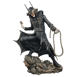 DC Comic Gallery PVC Diorama The Batman Who Laughs