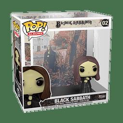 POP! Albums: Black Sabbath - Black Sabbath