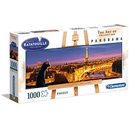 Puzzle 1000 Peças Ratatouille Panorama