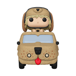 POP! Rides: Dumb and Dumber - Harry Dunne in Mutt Cutts Van