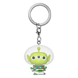 Porta-chaves Pocket POP! Disney Pixar Alien Remix: Buzz Lightyear