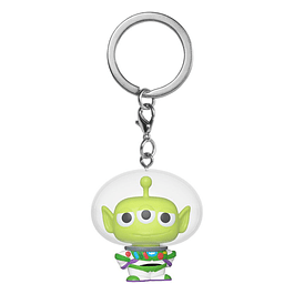 Porta-chaves Pocket POP! Disney Pixar Alien Remix: Buzz Lightyear