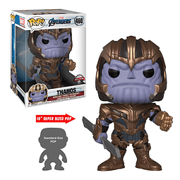 POP! Marvel Avengers Endgame: Thanos (Super Sized)