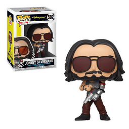 POP! Games: Cyberpunk 2077 - Johnny Silverhand
