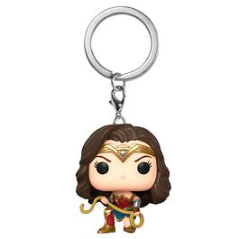Porta-chaves Pocket POP! WW84: Wonder Woman