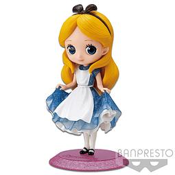 Alice in Wonderland Q Posket Alice Glitter Line