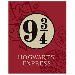 Manta Harry Potter Hogwarts Express