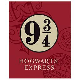 Manta Harry Potter Hogwarts Express