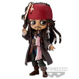 Pirates of the Caribbean Q Posket Jack Sparrow