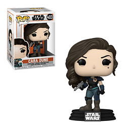POP! Star Wars: The Mandalorian - Cara Dune