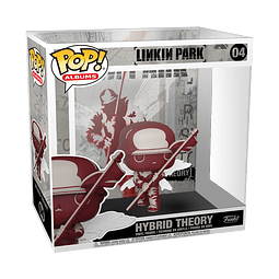 POP! Albums: Linkin Park - Hybrid Theory