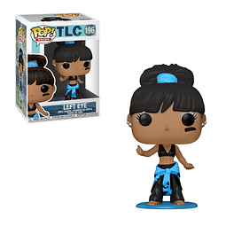 POP! Rocks: TLC - Left Eye