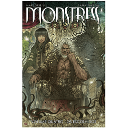 Monstress - Os Escolhidos