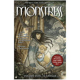 Monstress - O Sangue