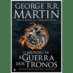 """O Mundo de """"A Guerra dos Tronos"""""""