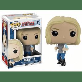 POP! Marvel Captain America Civil War: Agent 13