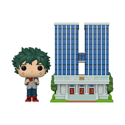 POP! Town: My Hero Academia - U.A. High School with Izuku Midoriya