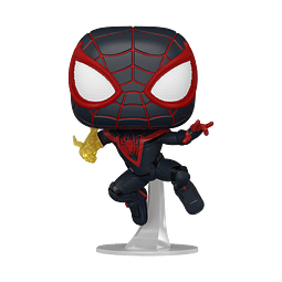 POP! Games: Marvel Spider-Man - Miles Morales (Classic Suit)