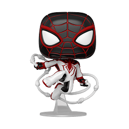POP! Games: Marvel Spider-Man - Miles Morales (Track Suit)