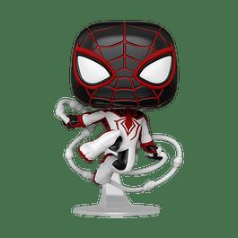 POP! Games: Marvel Spider-Man - Miles Morales (Track Suit)