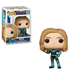 POP! Captain Marvel: Vers