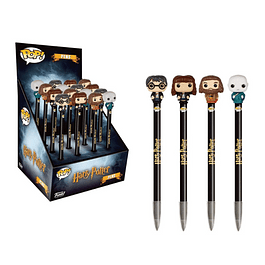 Pen with Topper Harry Potter Voldemort