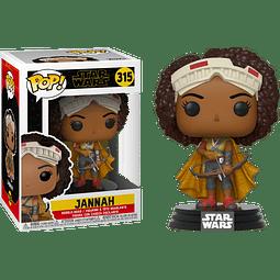 POP! Star Wars: The Rise of Skywalker - Jannah
