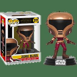 POP! Star Wars: The Rise of Skywalker - Zorii Bliss