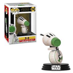POP! Star Wars: The Rise of Skywalker - D-0