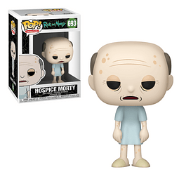 POP! Animation: Rick and Morty - Hospice Morty