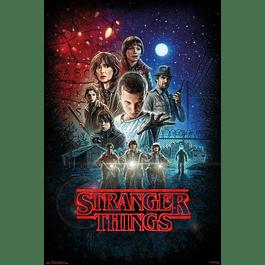 Poster Stranger Things Season 1
