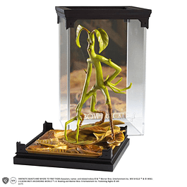 Fantastic Beasts Magical Creatures Statue Bowtruckle