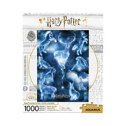 Puzzle 1000 Peças Harry Potter Patronus
