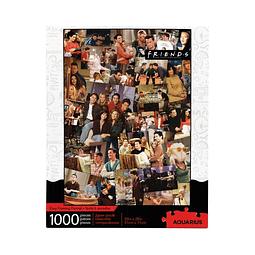 Puzzle 1000 Peças Friends Collage