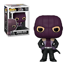 POP! Marvel The Falcon and the Winter Soldier - Baron Zemo