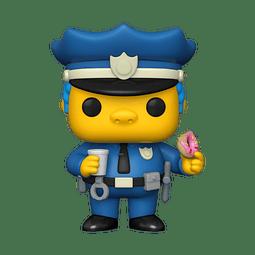 POP! TV: The Simpsons - Chief Wiggum