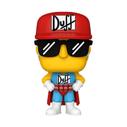 POP! TV: The Simpsons - Duffman