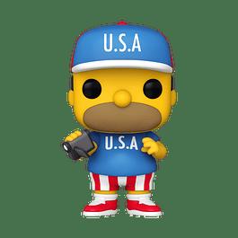 POP! TV: The Simpsons - U.S.A. Homer
