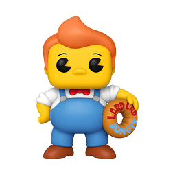 POP! TV: The Simpsons - Lard Lad (Super Sized)